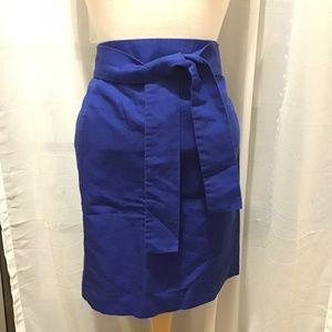 Banana Republic Factory Skirts - Linen Cotton Sash Skirt